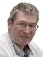 Проректор по научной работе, доктор медицинских наук, профессор Николай Генрихович Кручинский